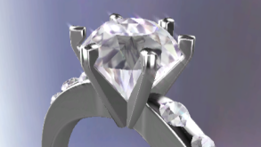 Realtime Diamond Renderer